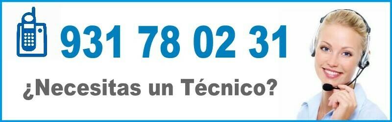 contacto Servicio Técnico Daikin en San Baudilio de Llobregat